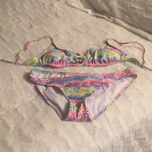 Never Worn O'Neill Bikini Junior Sz M